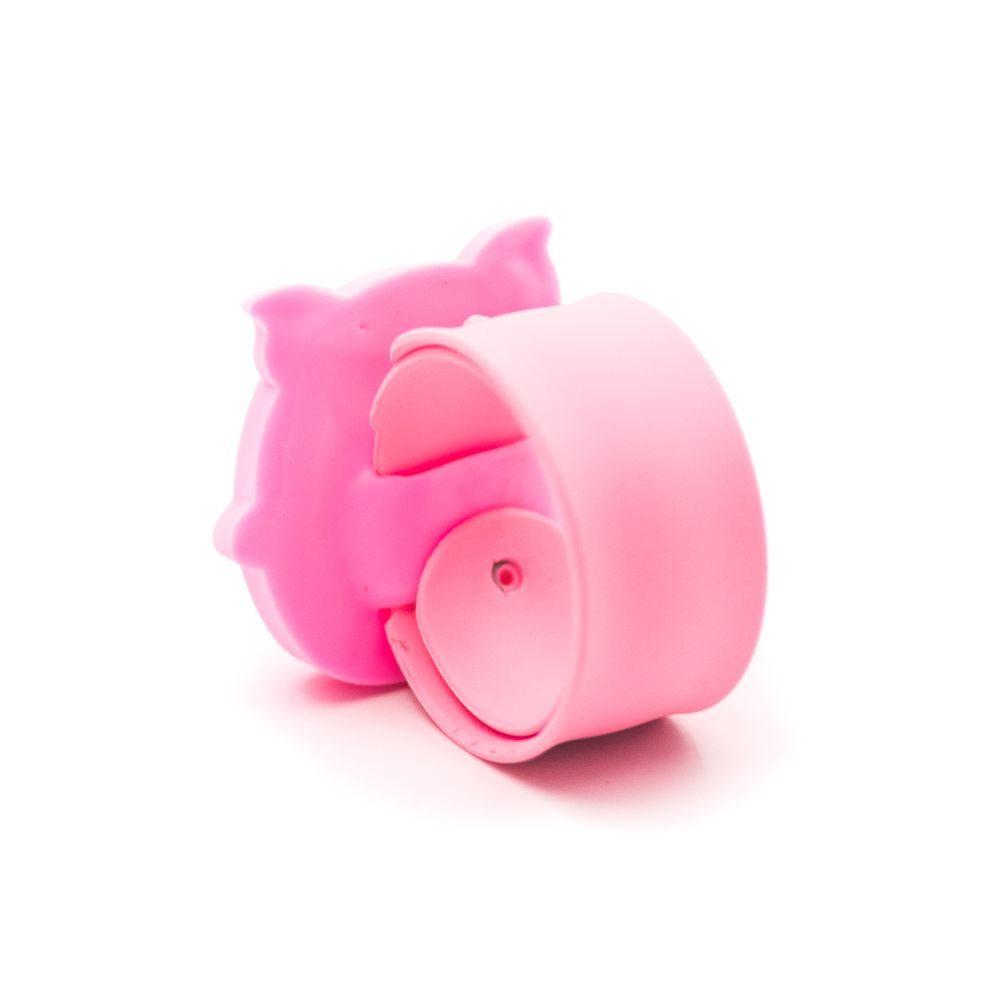 ceas de copii roz