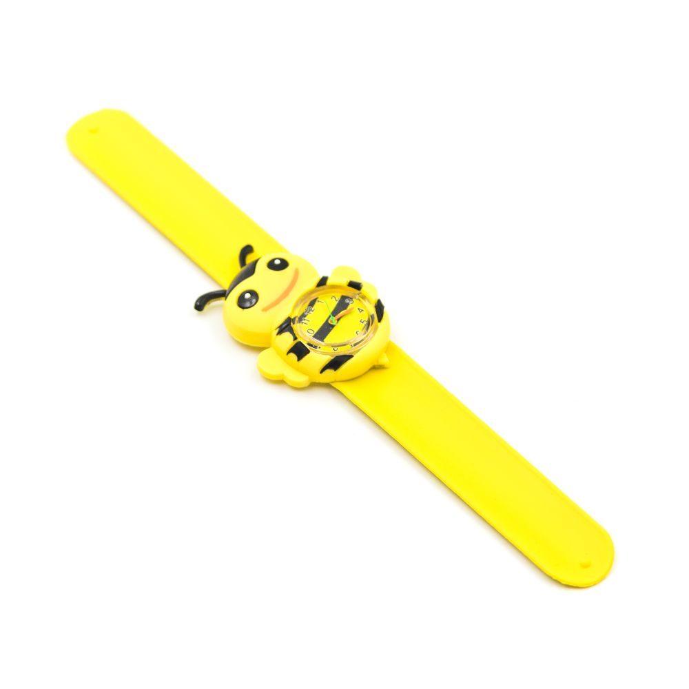 ceas galben copii melc
