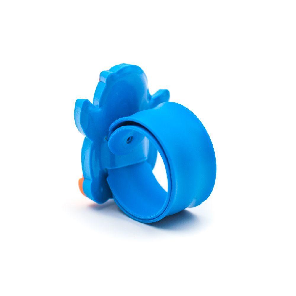 ceas pinguin albastru