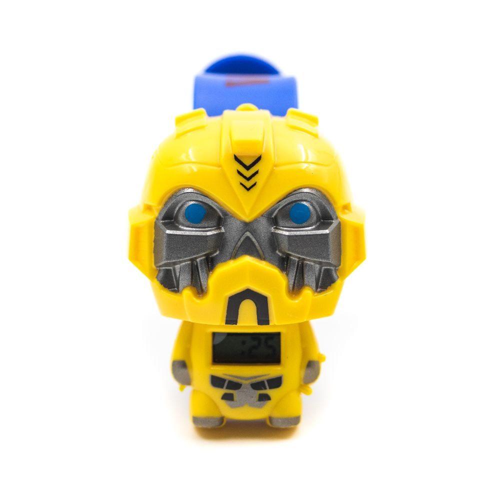 ceas robot galben