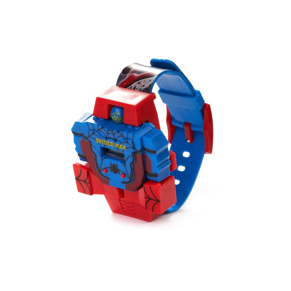 Ceas baieti Spiderman Separable