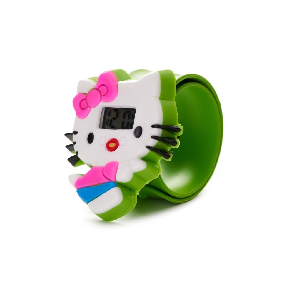 ceas hello kitty verde