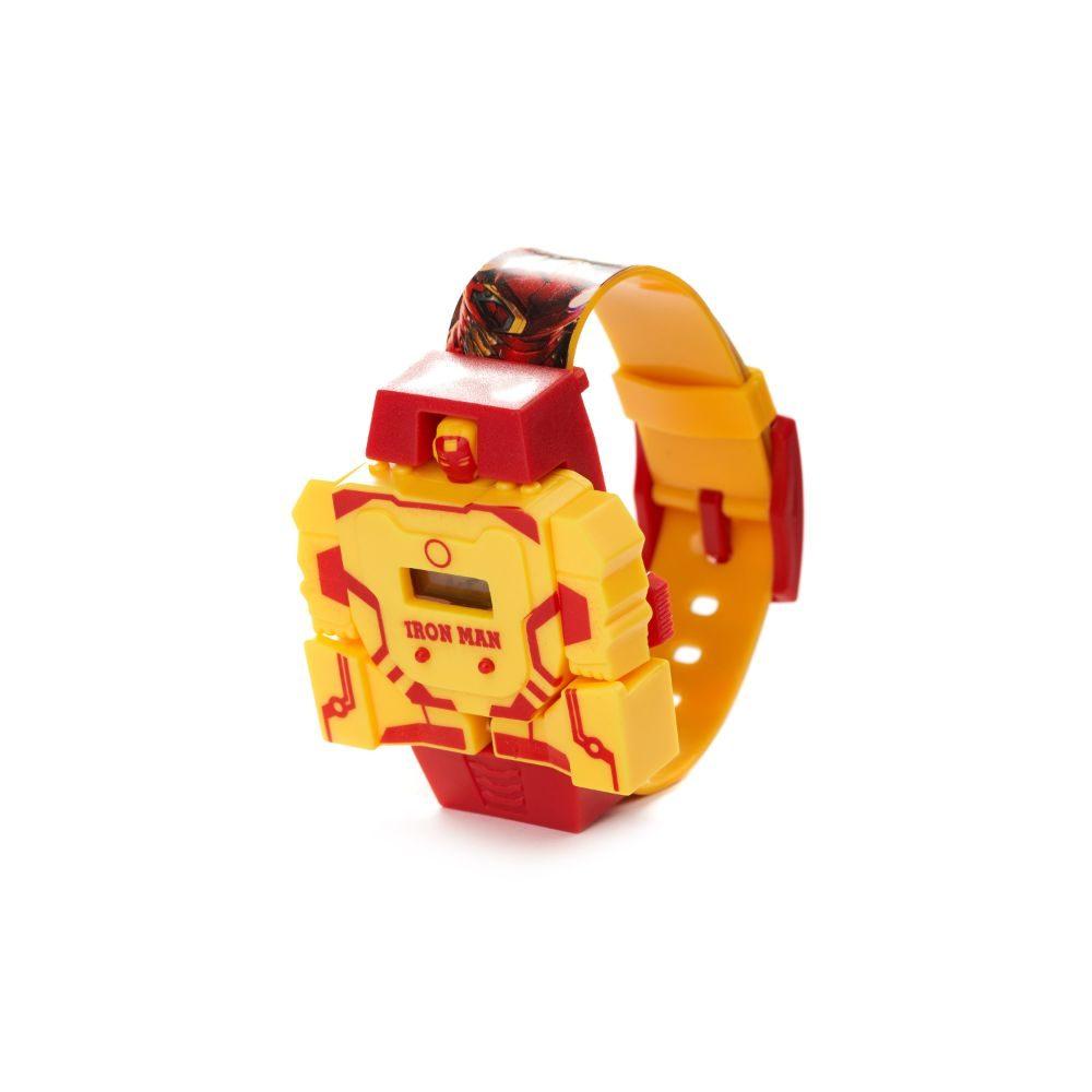 ceas mana copii iron man