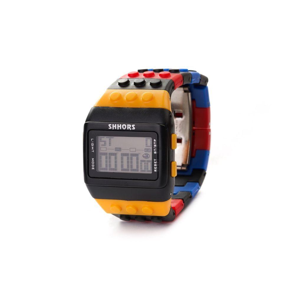 ceas multicolor copii