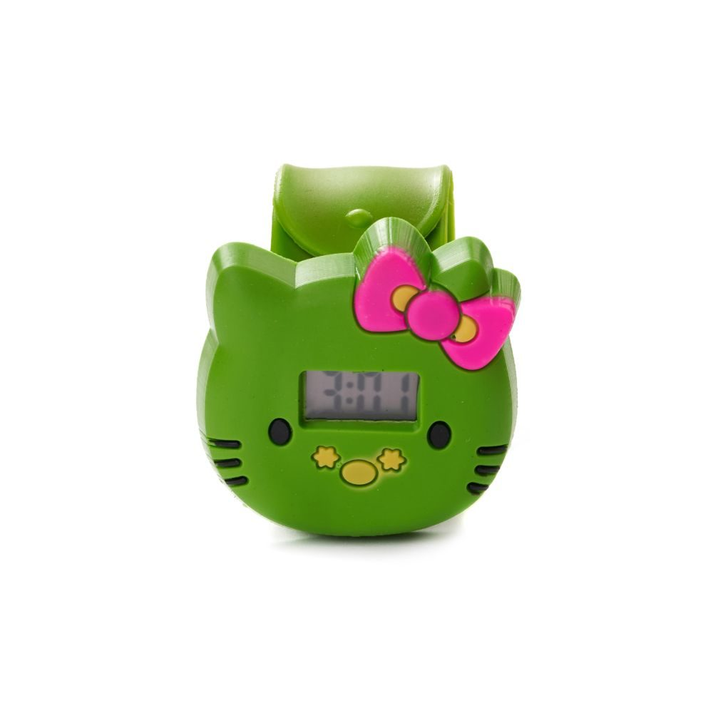 ceas verde kitty