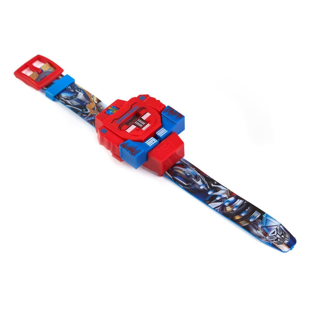 Ceas copii Optimus Prime