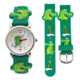 Ceas crocodil copii