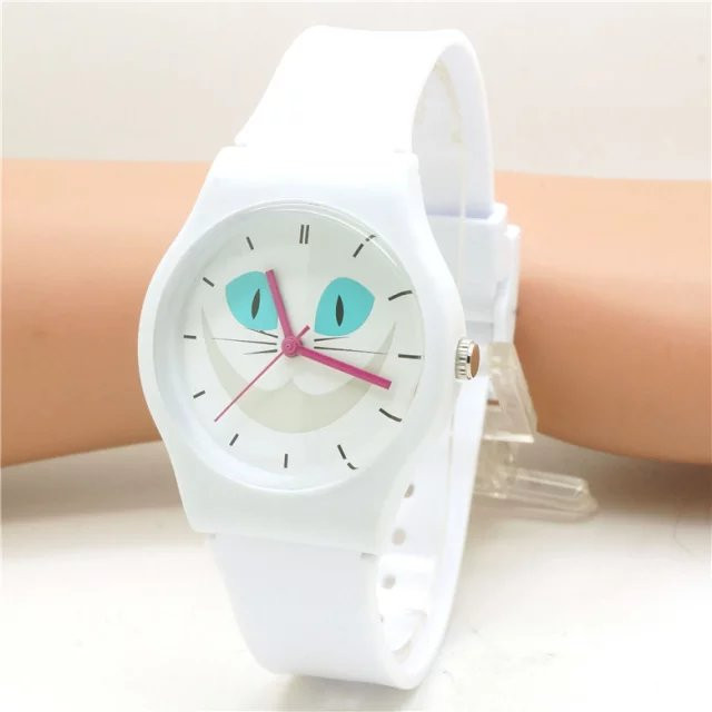 ceas alb copii