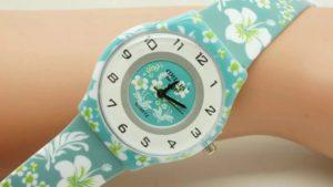 ceas de mana floral