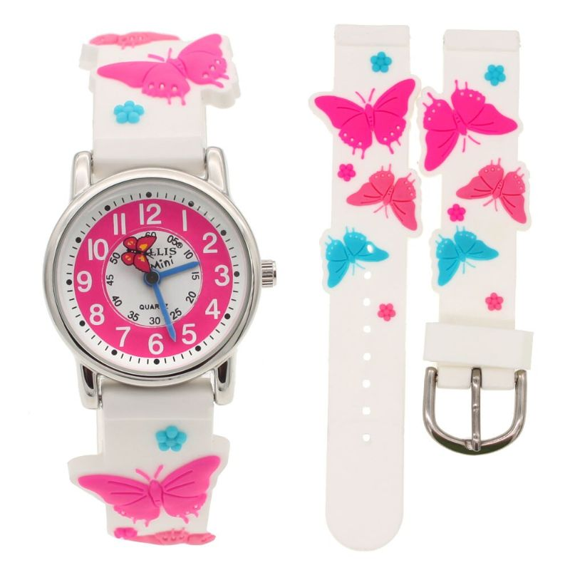 ceas fete fluturasi