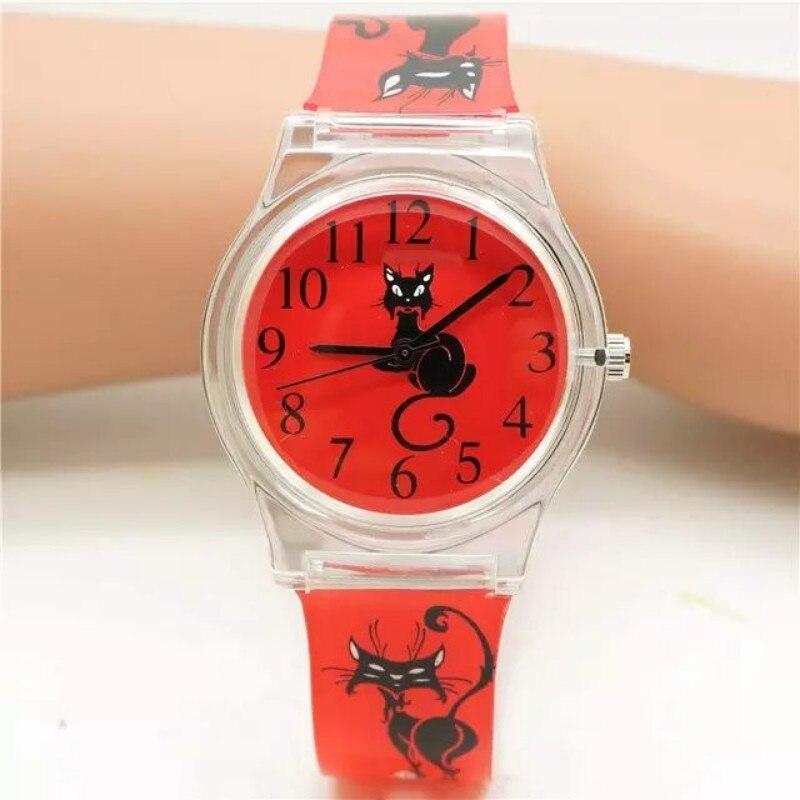 ceas pisica copii
