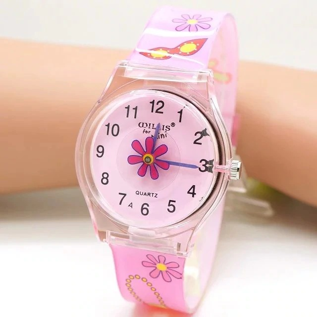 ceas roz fetite